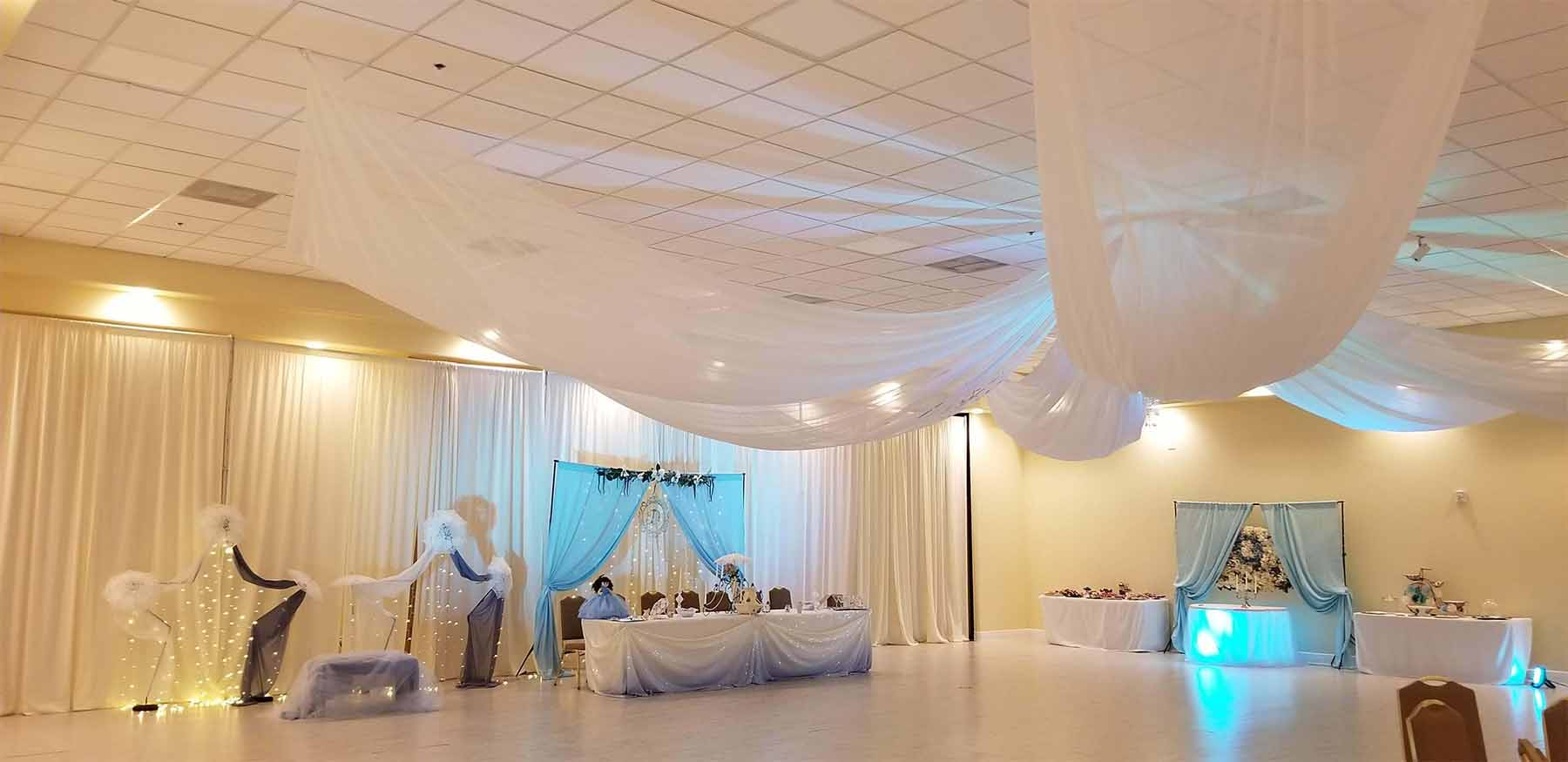 Banquets, wedding, wedding venue ,banquet halls, banquet hall in Tampa, Reception, Reception hall , Birthday Parties